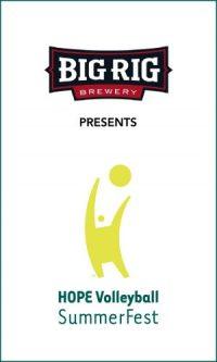 BigRig Brewery presents Hope Beach Volleyball SummerFest