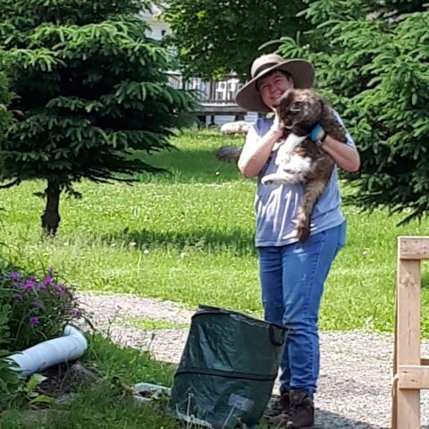 Gardener Sue