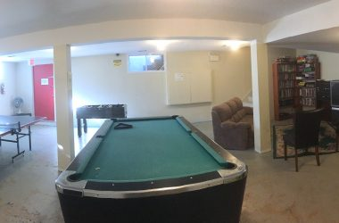 Games Room panorama